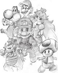 super mario bros forty fathoms deviantart