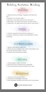Wedding Invitation Phrases Simple Wedding Invitation Wording Guide U2013 Elegantweddinginvites