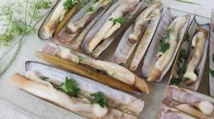 cuisiner des couteaux couteaux à la plancha facile et rapide recette par valérie du