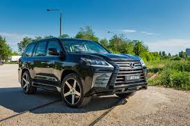 lexus lx 570 black wallpaper images lexus 2016 larte design lx 570 black auto metallic 4096x2731