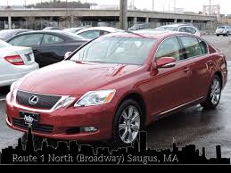 lexus gs all wheel drive used 2011 lexus gs 350 at saugus auto mall