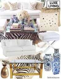 get the look luxe living palm beach regency style u2014 the decorista