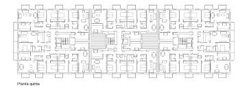 residential building plans gallery of high density residential building solano catalán