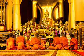how to talk to a buddhist monk in thailand 203challenges