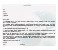 28 free proposal templates microsoft word format download free