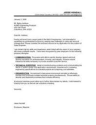 cover letter template career change cover letter for career change