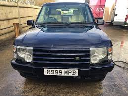 land rover pakistan p38 range rover with l322 conversion in chatham kent gumtree