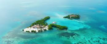 there are private islands and then there u0027s gladden caye