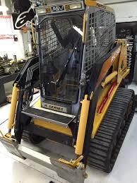 bobcat door glass skid steer doors and side windows for bobcat cat case asv terex