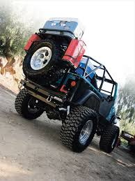 cargo rack for jeep wrangler 1997 jeep wrangler tj roof rack four wheeler magazine
