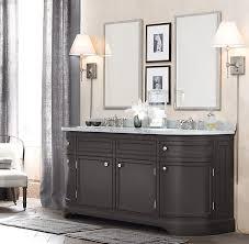 Best New Bathroom Vanity Photos Home Decorating Ideas  Interior - Bathroom vanities with tops restoration hardware