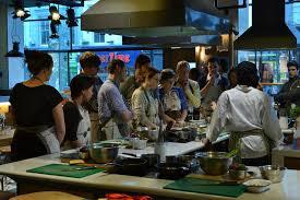 cours de cuisine londres restaurant londres de oliver de cours de cuisine photo stock