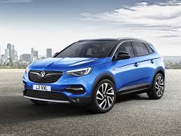 2018 Vauxhall Opel Grandland X