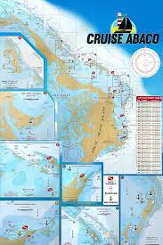 Map Bahamas Cruise Abaco Map Sailing Charters Bahamas