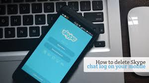 delete history on android phone how to delete skype chat history on your mobile