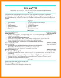 executive assistant resume example functional resume for an
