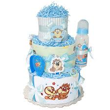 baby looney tunes baby shower decorations baby taz looney tunes cake for a boy 89 00