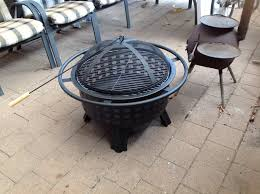 Aldi Outdoor Furniture My New Outdoor Firepit U0026 Grill 89 00 At Aldi Outdoors Pinterest