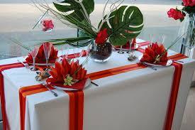 deco jungle bapteme isata 1er en normandie sur la décoration de table à usage unique
