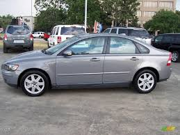 2005 flint gray metallic volvo s40 t5 13243086 photo 2