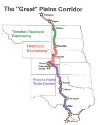 Great Plains Map Comment Deadline Nearing On Heartland Expressway Study