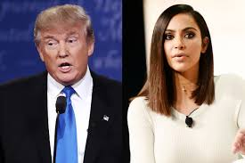 Donald Trump Family Pictures by Revisit The Time Donald Trump Said Kim Kardashian Had U201cgotten A