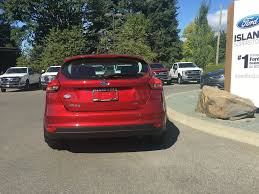 new 2017 ford focus se winter flex fuel 4 door car in duncan