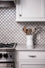 grout kitchen backsplash white marble arabesque kitchen backsplash with gray grout