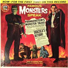 Vintage Halloween Ads Sounds To Make You Shiver Horror Novelty Records Of The 1950s 80s