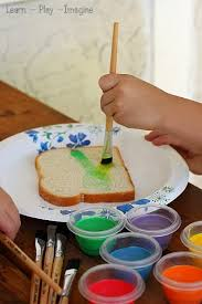 rainbow toast learn play imagine