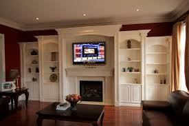 Built In Wall Units For Living Rooms by Entertainment Centers Built In Wall Units Get Your Own Custom Unit