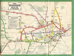 London Subway Map by The London Underground Turns 150 See How The Tube Map Has Changed