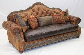 Leather Tufted Sofa How To Repair A Ripped Fabric For A Tufted Sofa Home Decor
