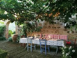 Italian Backyard Design by Camilla Guinness And The Importance Of Not Being Earnest Outdoor