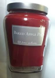 Home Interiors Baked Apple Pie Candle Aadenianink