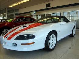 1997 chevrolet camaro ss 1997 chevrolet camaro ss 2 door coupe 117808