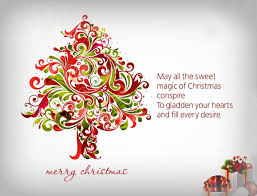 a beautiful message merry happy new year