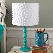 11 incredibly cute diy lamp shade makeovers color blocking and