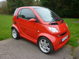 smart fortwo brabus edition red rare limited edition 1 of only 50