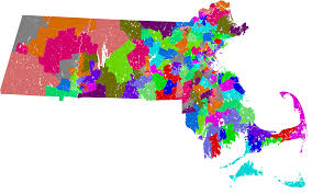 Colorado House District Map by Massachusetts House Of Representatives Redistricting