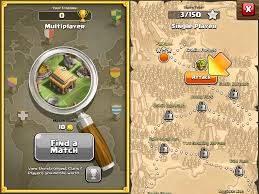 Clash Of Clans Maps Clash Of Clans Review Gameteep