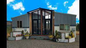 House With Sunroom Amazing Two Warm Cozy Chic Tiny House With A Sunroom Deck In