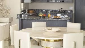 Granite Top Dining Table Set - kitchen amazing marble kitchen table granite dining room table