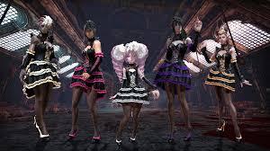 gothic costumes on sale now tera elegant gothic rapture box