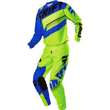 motocross gear closeouts shift racing 2016 assault youth jersey pants package yellow blue