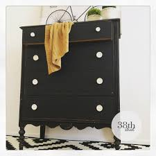 Painting Black Furniture White by Ofmp The Marissa Dresser Thirty Eighth Street