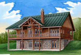 plan 24110bg vaulted great room rustic house plans covered