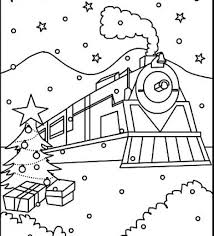 polar express coloring pages with regard to inviting cool