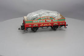 buy lgb 42103 santa christmas tree farm gondola w tree ln box