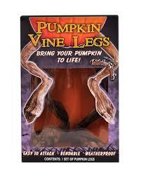 moldy pumpkin legs halloween pumpkin decoration horror shop com